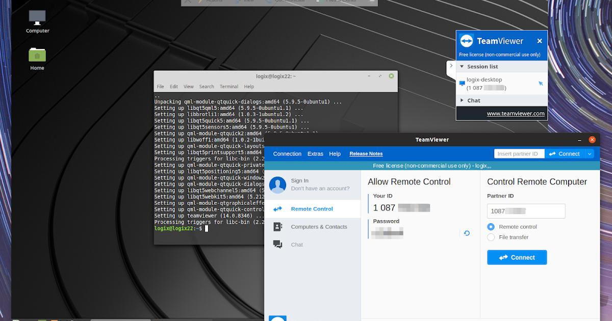 TeamViewer 14 Available For Download (Remote Desktop
