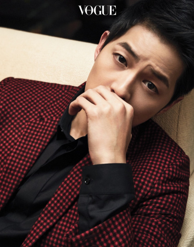 Song Joong Ki, Song Joong Ki Vogue, Song Joong Ki Dior