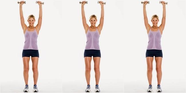 5 Tips Mengecilkan Lengan Atas Tanpa Olahraga