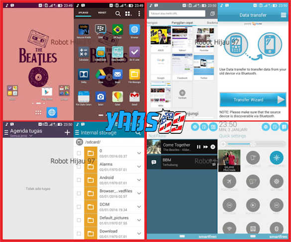 Custom Rom ZenFone 5 For Andromax C3