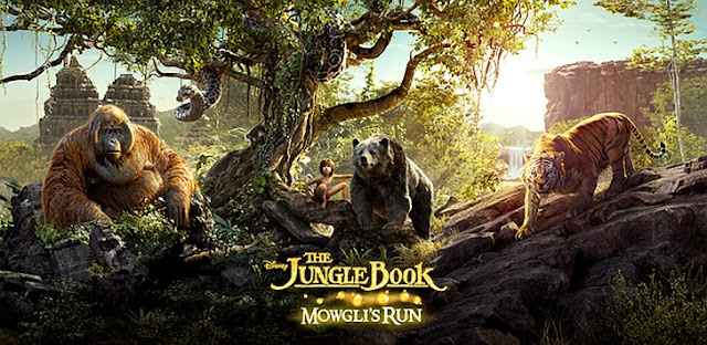 The Jungle Book Mowgli's Run v1.0.1 Apk Miki