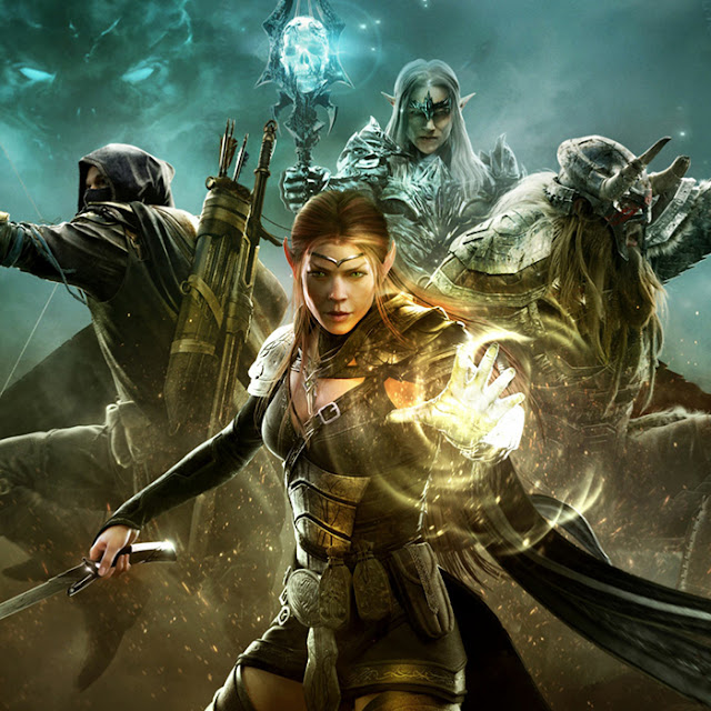 The Elder Scrolls Online Wallpaper Engine
