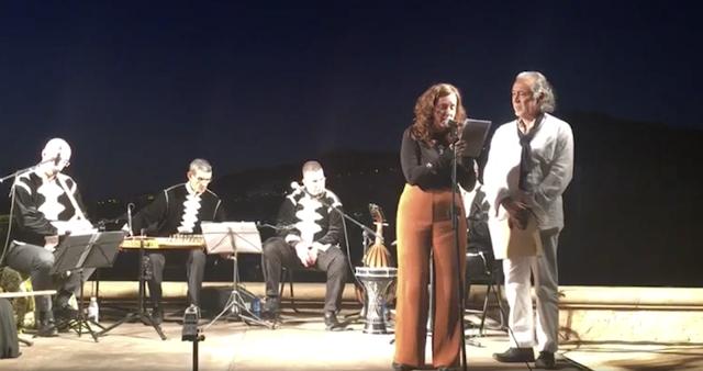 IV Noche Sahiliana: VIRGINIA FERNÁNDEZ COLLADO recita a ES-SAHILI
