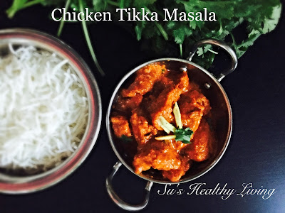 Permalink to Restaurant Agency Chicken Tikka Masala ( Bite-Size Grilled Chicken Pieces Inwards A Rich Cream Together With Love Apple Tree Based Sauce).