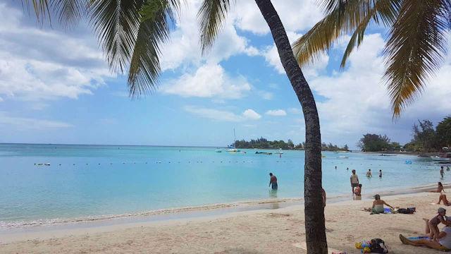 Mauritius Pereybere Beach (C) Kundenfoto