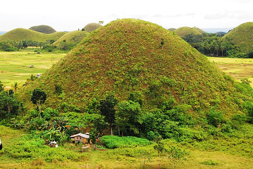 Legend of Chocolate Hills