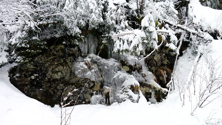 Wodogrzmoty Mickiewicza w Tatrach