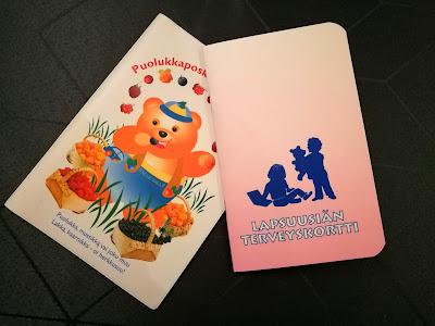 Saippuakuplia olohuoneessa- blogi. Neuvolakortti, Neuvola, Vauva, Lapsi, 8 kuukautta