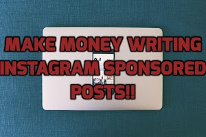 How to Make Money Writing Instagram Sponsored Posts [Easiest Method]
