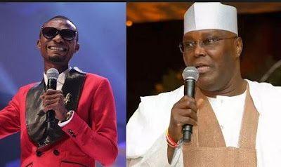igodye atiku - 9JA NEWS: 'Dear I Go Dye you are right, but we can fix Nigeria together' -Atiku Abubakar responds to Comedian's open letter