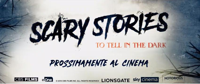 "SCARY STORIES TO TELL IN THE DARK - ""Red"" - Da ottobre 2019 al cinema"