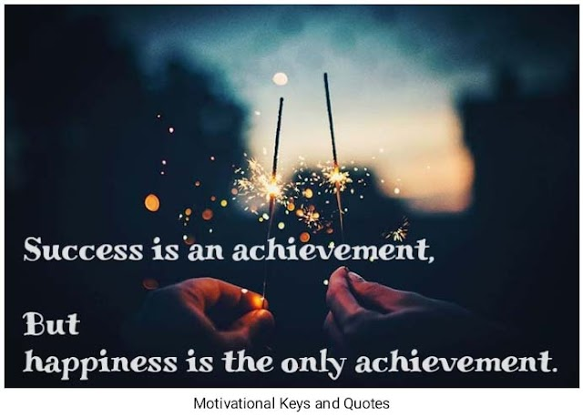 The Relationship between Happiness and Success in life