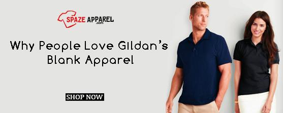 Why People love Gildan Blank Apparel