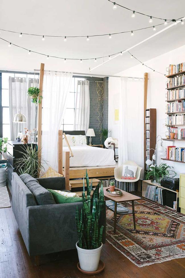 3 salones con sofás diferentes para inspirarse