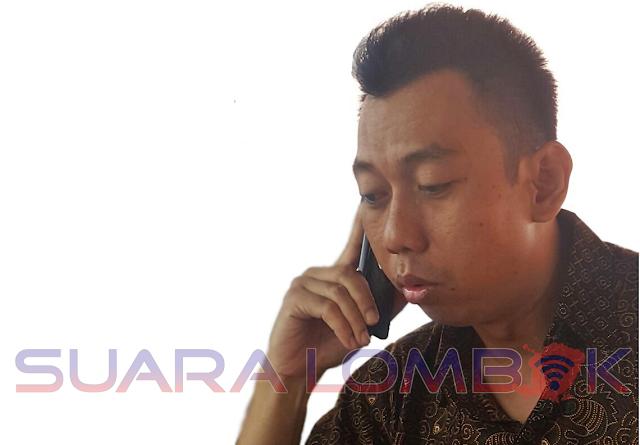Ketua Bawaslu Lombok Barat, Lalu Arjuna
