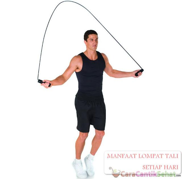 manfaat lompat tali setiap hari