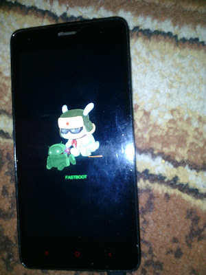 Cara Flash Smartphone Xiaomi