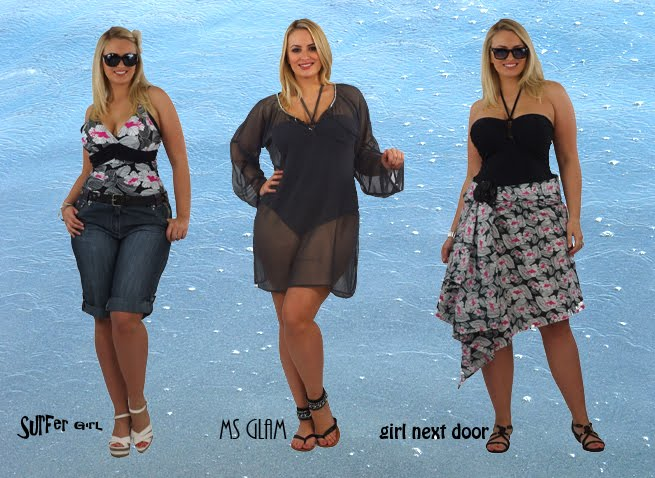 d8b0ade78270 Yours Clothing - The Blog!  Yours Catwalk Collection - Summer Holiday!