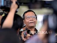 Mahfud MD Bingung dengan Alasan Kemendagri Soal Status Ahok