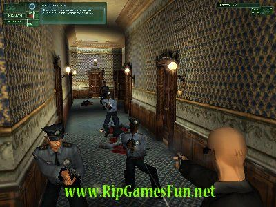 Hitman Codename 47 ,ripgamesfun,cover,screenshot,wallpaper,image