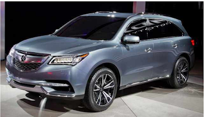 Acura MDX Hybrid 2018 Review, Specs, Price