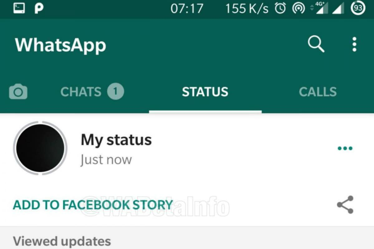 Whatsapp Will Soon Allow You To Share Your Status To