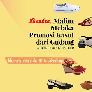 Bata Warehouse Sale Melaka 2017
