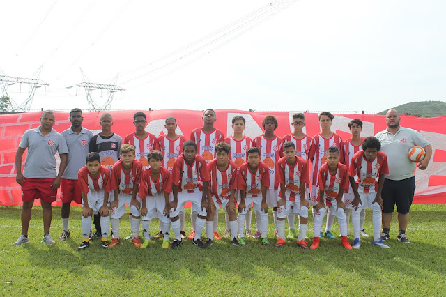 Bangu é campeão nas categorias sub-12 e sub-13 da Copa Guaraí