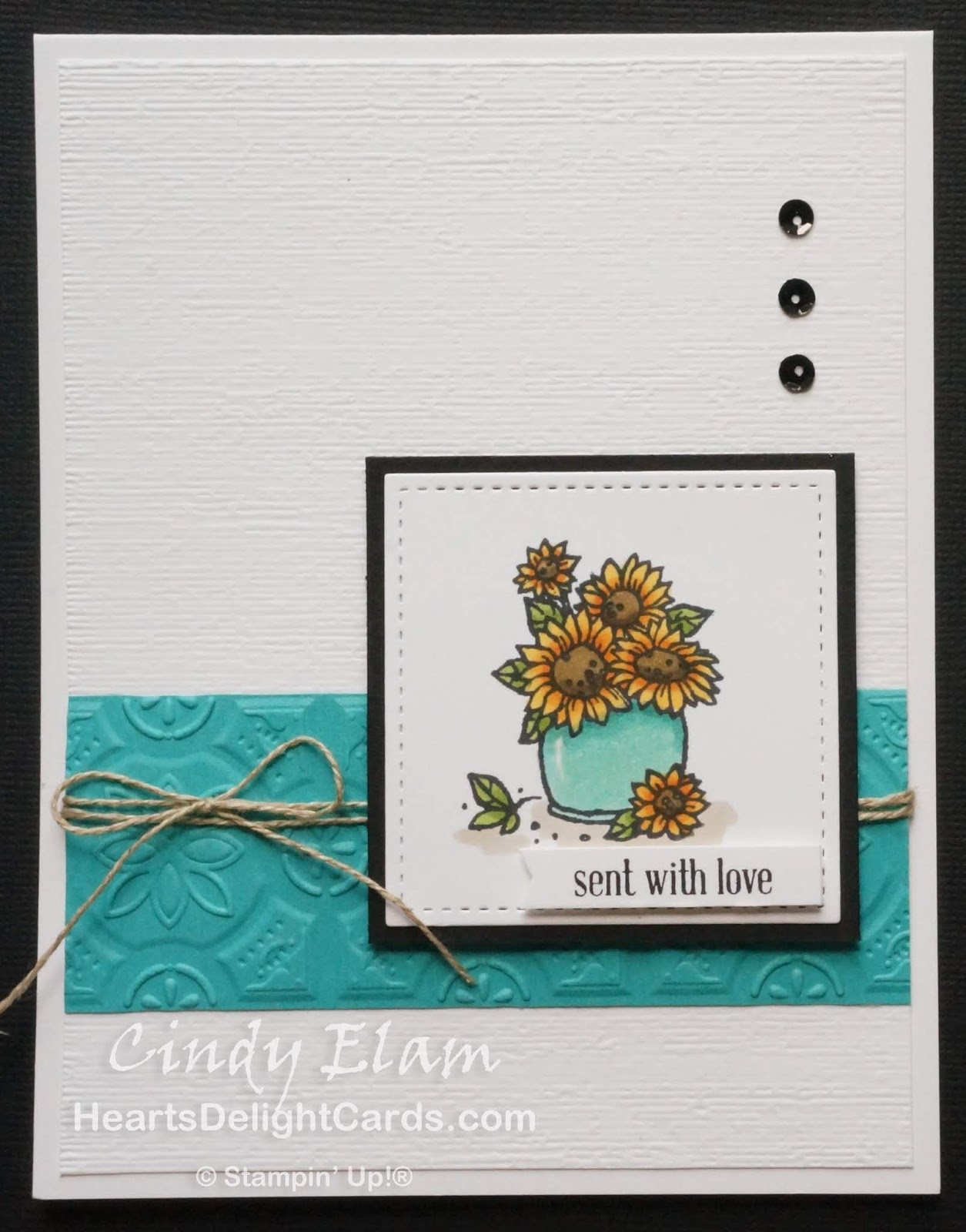 Hearts Delight Cards Many Blessings Winter Summer An Offer