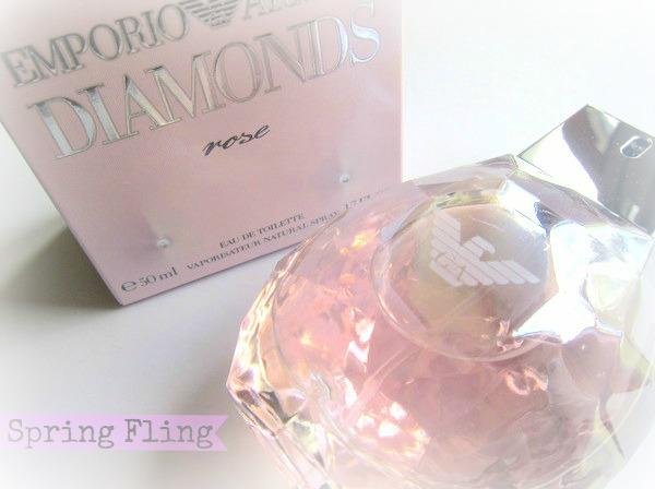 Emporio Armani Diamonds Rose Perfume Review