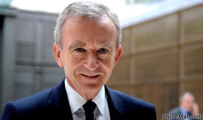 Richest People Bernard Arnault