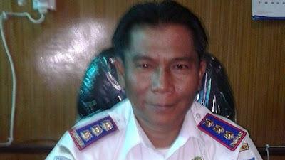 DLLAJR Bekerjasama Dengan Kepolisian Dan Pol PP Membuat Jalan 1 Arah