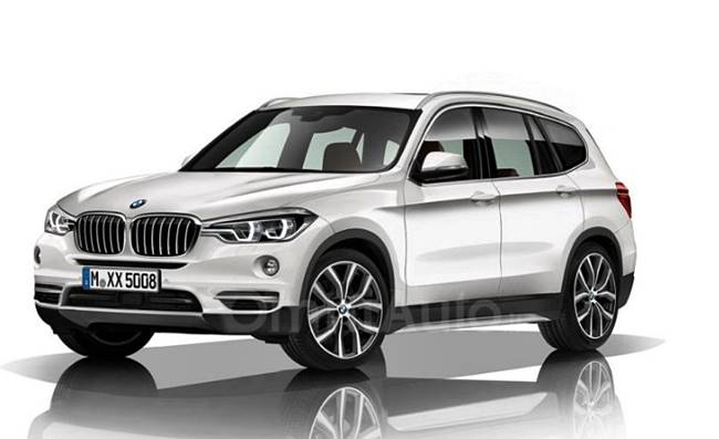2018 BMW X3 eDrive