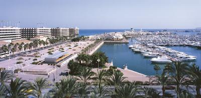 Puerto de Alicante, viajes y turismo