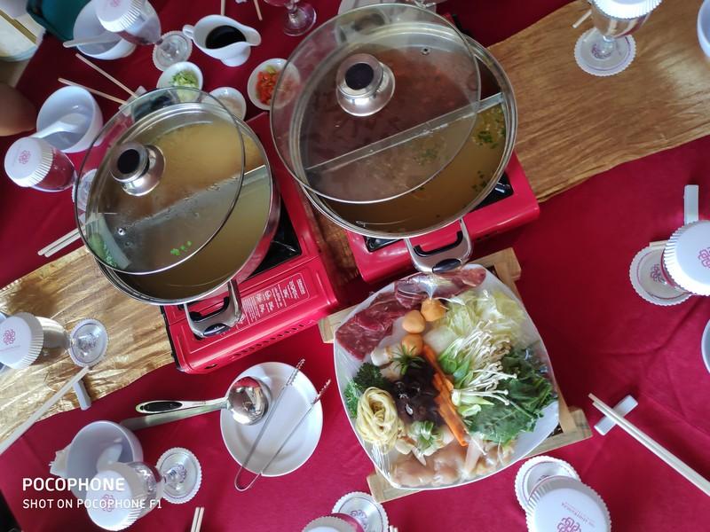 Menikmati Apsara Suki & Steamboat di Adhiwangsa Solo: Look, Took & Cook!