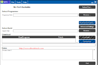 QPST Flash Tool Latest Version V2.7.453 Full Setup Free Download