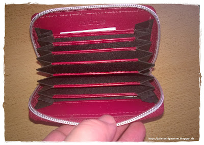 RFID-NFC Kreditkartenetui