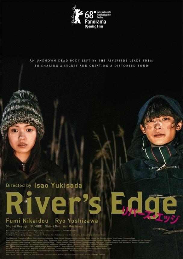 Sinopsis River's Edge / Ribazu Ejji / リバーズ・エッジ (2018) - Film Jepang