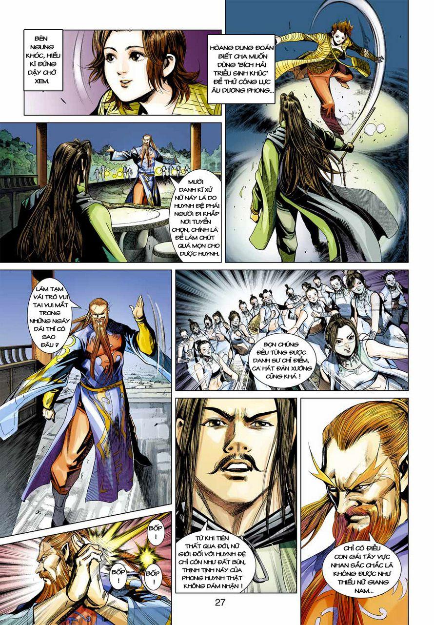 Anh Hùng Xạ Điêu anh hùng xạ đêu chap 43 trang 26