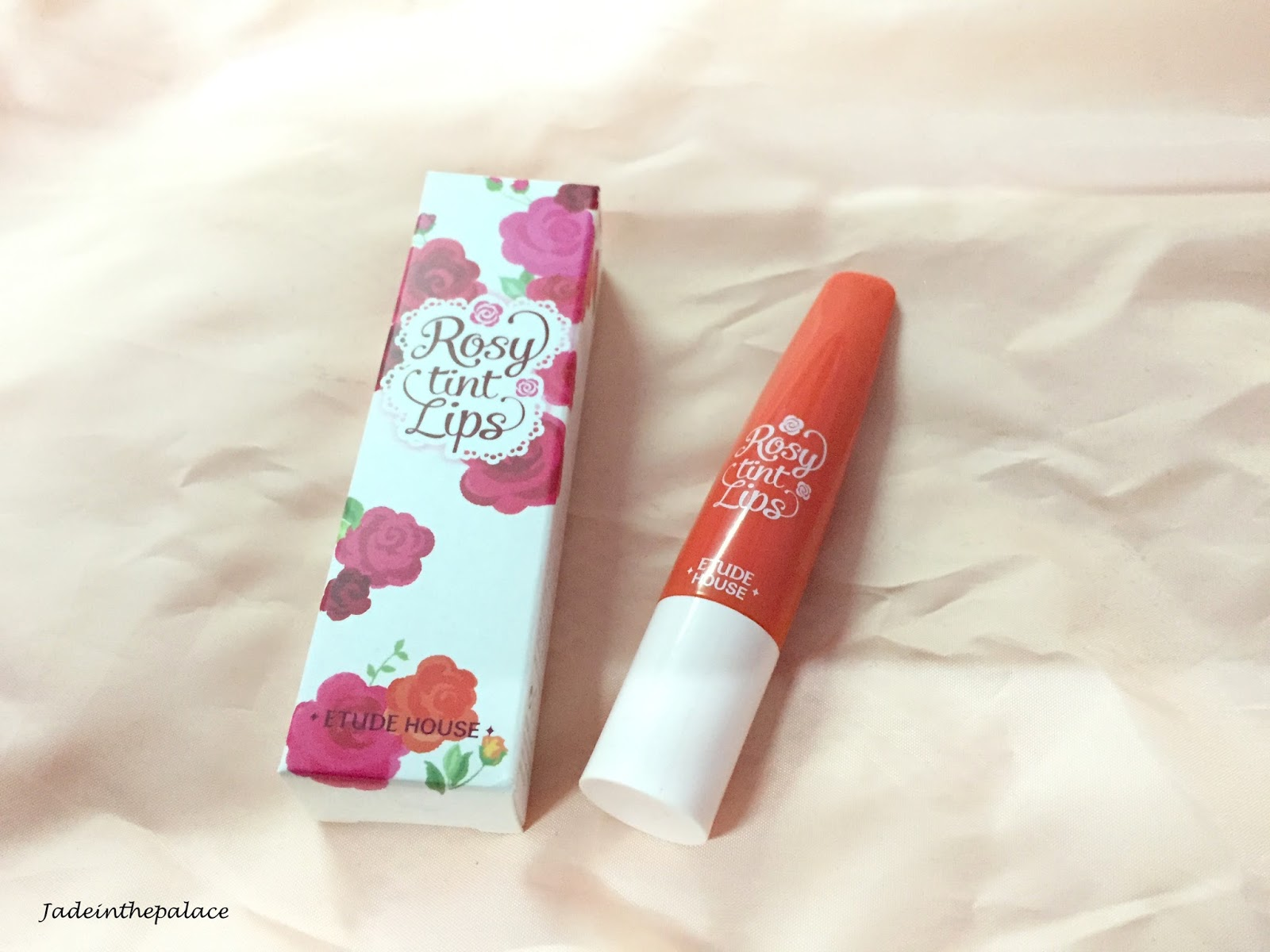 Jade in The Palace: Etude House Rosy Tint Lips