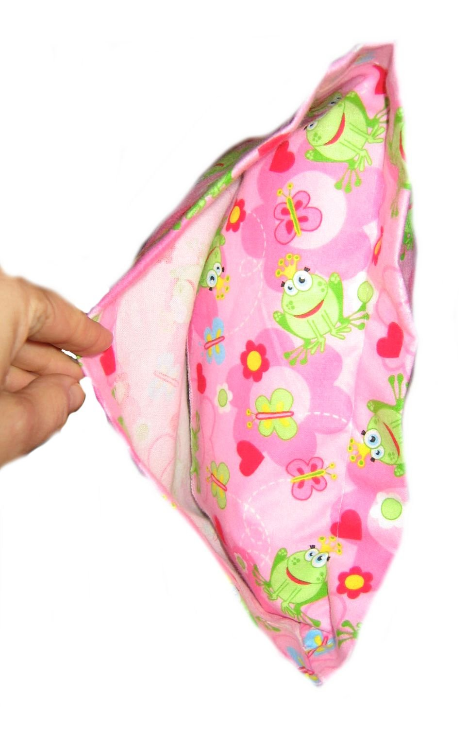 BobbleRoos  Our Blog Toddler Pillow  How to use a