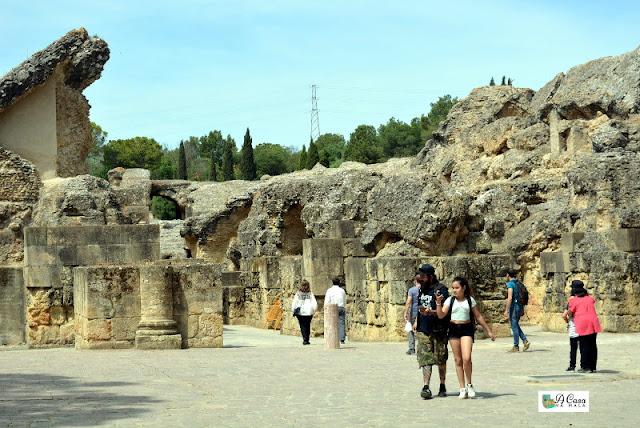 itálica andaluzia romana