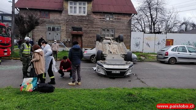 Osorno Accidente