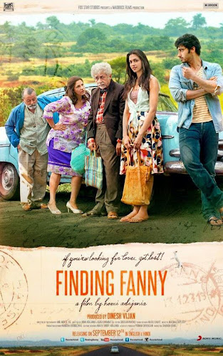 Finding Fanny (2014) Movie Poster