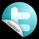 Download Icon Sosial Media Bentuk Stiker Gratis