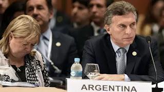 Macri analizó con sus allegados la situación de Temer; creen que el caso impactará en la economía argentina