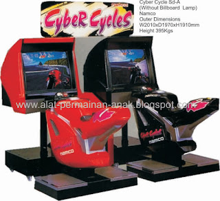 Supplier Mesin Video Games Simulator