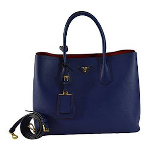 Prada Tote with Bluette