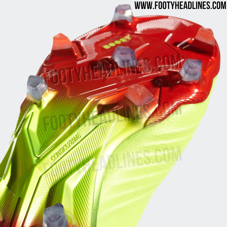 a8c9634b3 Tech-wise, the 2018 World Cup Adidas Predator 18+ boots are the same as all  previous colorways released since December.