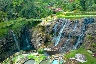 Inilah Baturaden, Ikon Wisata Paling Terkenal di Purwokerto